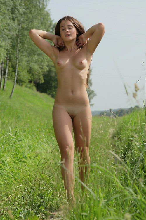 Teenager Nudisten