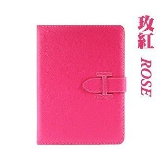 Top Quality Luxury Cow Skin Smart Leather Cover Special Design w/Handhold Stand Case for iPad 2 3 4 - 8 Colors