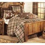 Durango Plaid Comforter Set - Queen