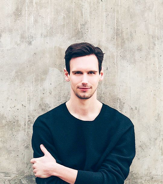 cory michael smith facebook