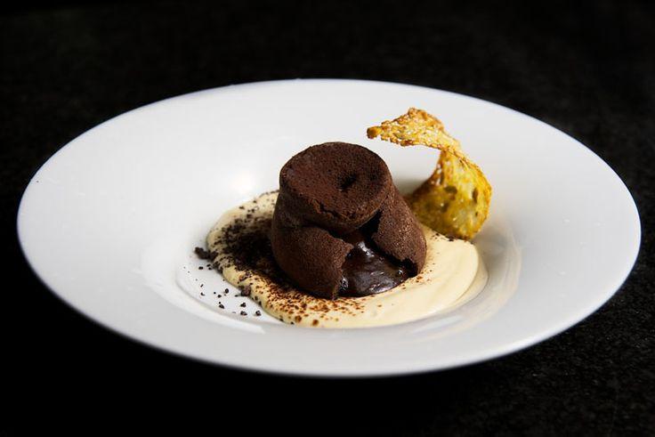 Magdalenka.cz » Recept » Horký čokoládový fondán