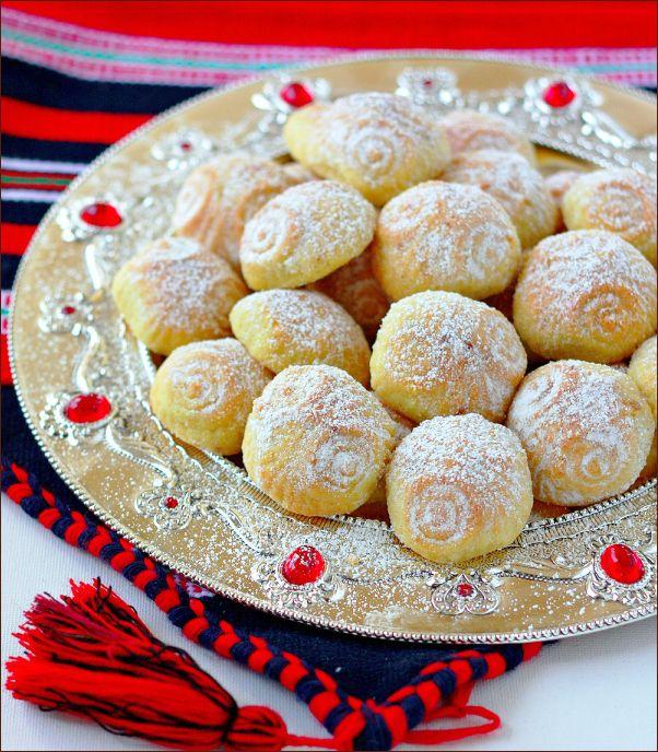Печенье Маамуль с финиковой начинкой(Maamul)