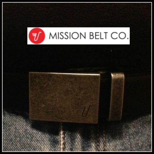 Mission Belt: A great product and a good cause #Review #loasmholidaygiftguide