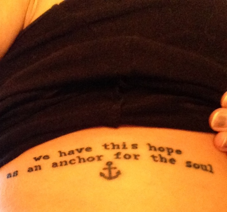 30 best images about dad kicks cancers butt on pinterest for Hope anchors the soul tattoo