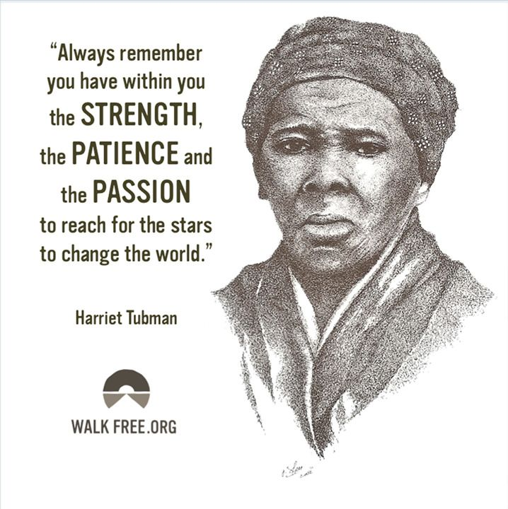 Famous Quotes By Harriet Tubman: 1000+ Harriet Tubman Quotes On Pinterest