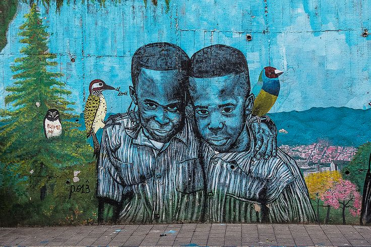 Urban Photography Graffiti Mural