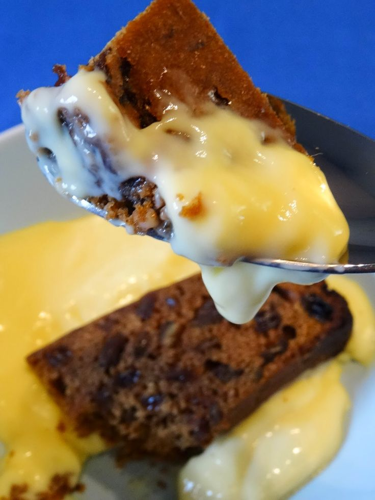 Traditional Scottish celebration Dessert: Cloutie Dumpling easily made in the Slow Cooker without a cloth (nae clout)