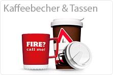 Kaffeebecher & Tassen als Werbeartikel - individuell mit Logo bedrucken. Mehr auf www.ksi-werbeartikel.de/werbetassen-bedrucken/