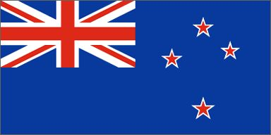 [ The National Flag of New Zealand ]