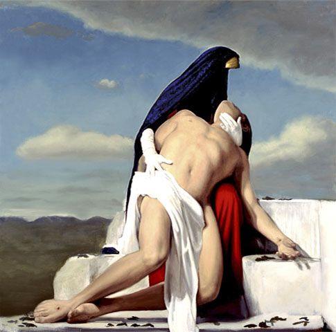 Pieta by Jeroen Buitenman