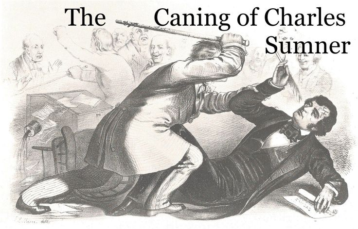 Story Time with Mr.  Beat - The Caning of Charles Sumner