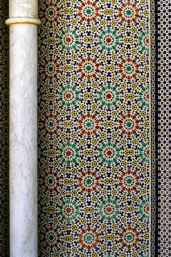 24 best images about fes fez morocco on pinterest for Fez tiles