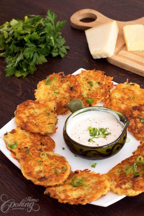 Cheese Potato Pancakes-1