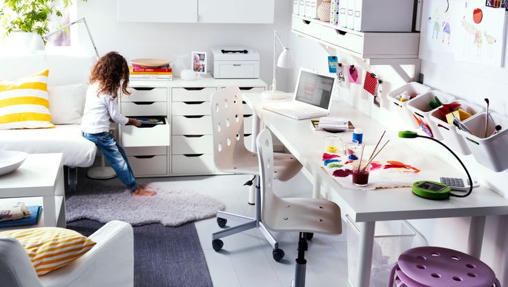 Most of us don't have a different room at home for every activity in our lives. And with smart storage ideas and multifunctional furniture, we don't need to.