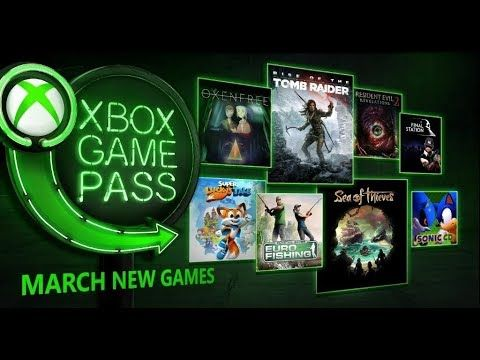 XBOX GAME PASS Is Getting More XBOX ONE X Enhanced Games in