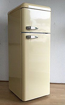 The 25 best kuhlschrank gefrierkombination ideas on for Kühl gefrierkombination retro look