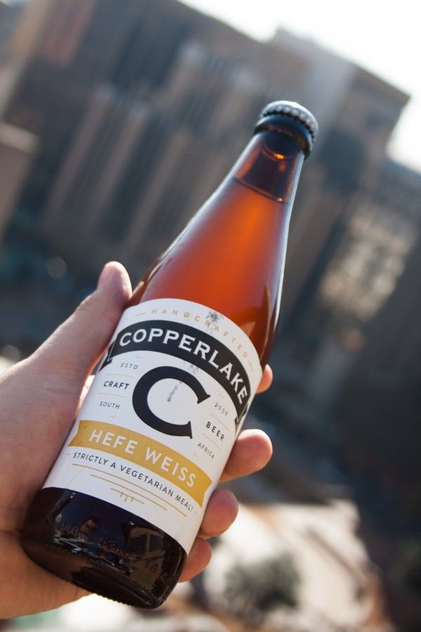 When it comes to the Copperlake Hefe Weiss, we're pleasantly surprised by the refreshing flavour of the Hefe, it's crisp first taste to it's dryer finish make this a strong tasting beer, one to have in the afternoon after a long day.  Made by Copperlake Breweries based in Fourways, North Johannesburg.  The Hefe Weiss comes in 440ml bottles. #CraftBeer #Copperlake #Joburg #Beer #Johannesburg #Jozi #Ecommerce #Online #BrownBottle #Bottles