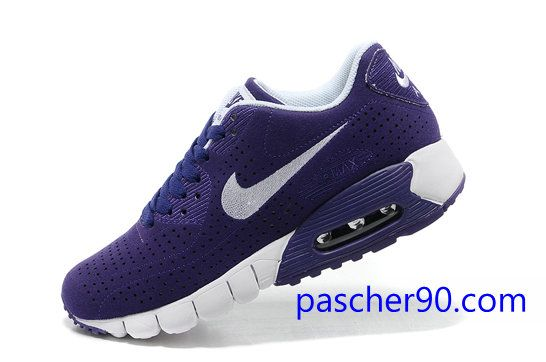 hot sale online 61812 8d4ce ... femme Chaussures Nike Air Max 90 Current 0008 - pascher90.com ...
