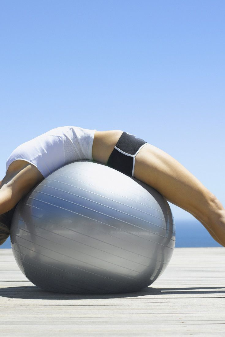 5 Stability Ball Exercises for a Crazy Strong Core | Life by DailyBu
