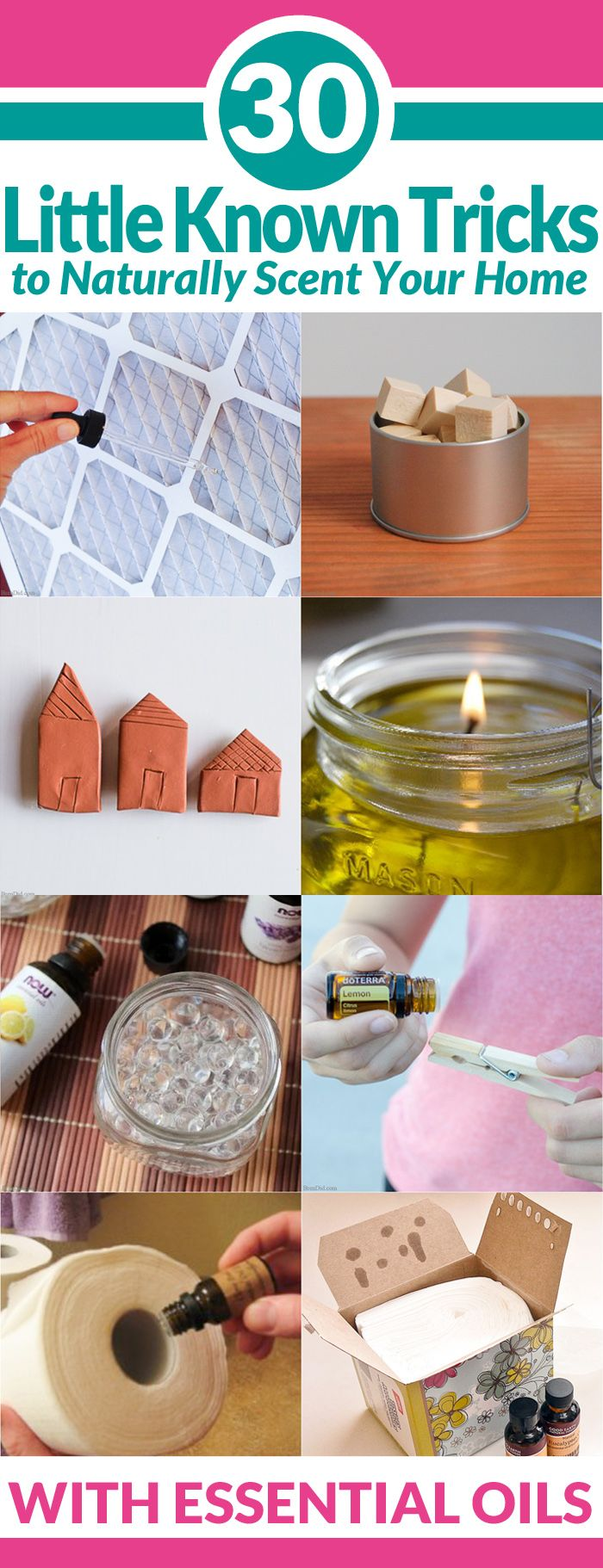 diy air fresheners, DIY diffuser, naturally scent your home, essential oil scent, room refresher, room spray, air freshener, freshen your home via @brendidblog