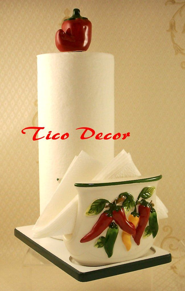Chili Pepper Decor Bring The Heat To Your Kitchen And Home With This Great Chili