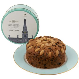 Dundee Cake Fortnum
