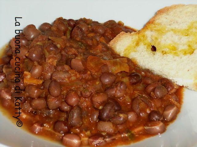 La buona cucina di Katty: Zuppa di fagioli Azuki - Azuki bean soup