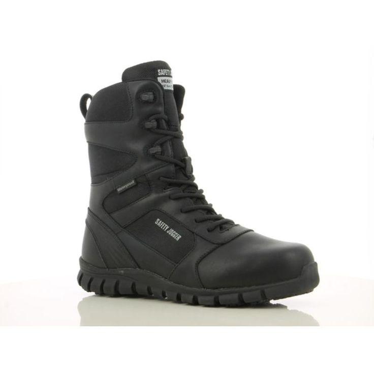 Chaussures de sécurité montantes Security Jogger SHARK S3 Noir 40 – CORTINA