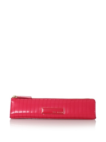 50% OFF Ted Baker Women\'s Gally Pencil Case (Mid Pink)