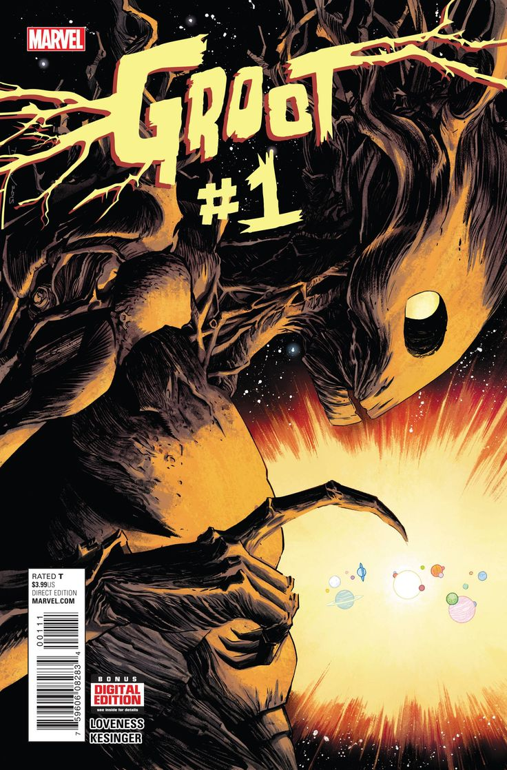 Groot (2015) Issue #1