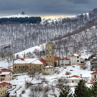 Xionismeni Kastoria
