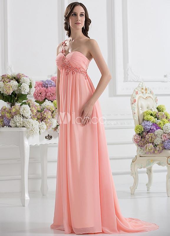 Elegant One-Shoulder Womens Evening Dress. Elegant One-Shoulder Womens Evening Dress. See More One Shoulder at http://www.ourgreatshop.com/One-Shoulder-C968.aspx