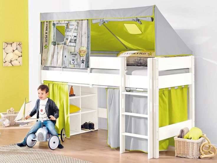 Spielbett Biancomo in weiß Dekor von PAIDI und Betten & Hochbetten günstig online kaufen im Einrichtungs-Centrum und auf OSTERMANN.de