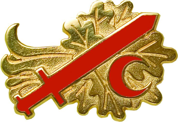 188th Maintenance Battalion Unit Crest (No Motto)