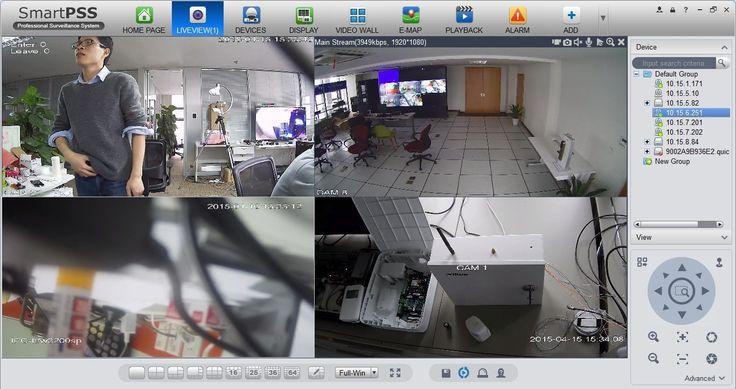 DAHUA HCVR4104CS3KITHDD | Sistemas Integrales de Seguridad Electrónica Camaras de seguridad residencial, corporativo y mas