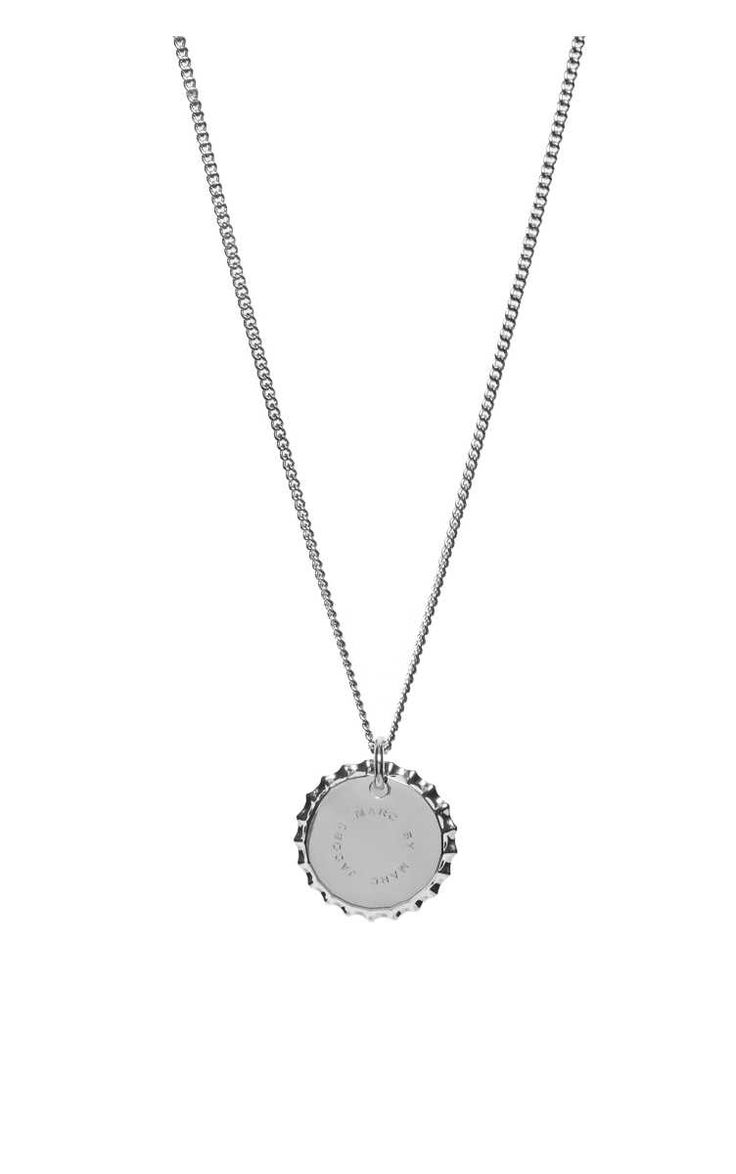 Halsband Bottle Top Pendant SILVER - Marc by Marc Jacobs - Designers - Raglady