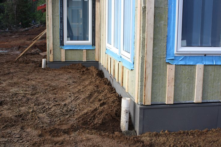 14 best images about materials on pinterest wool - Exterior house insulation under siding ...