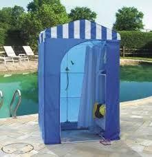 Risultati immagini per doccia campeggio fai da te