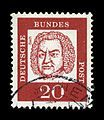 Image result for german stamps bach