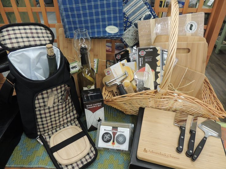 Wine & Cheese Accessories