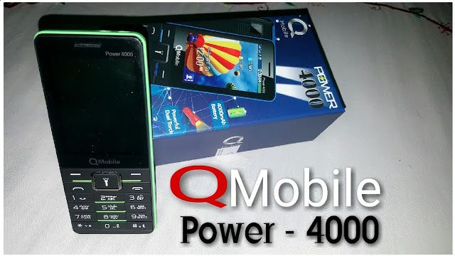 QMobile Power 4000 Miracle Read Flash File 6531A 1  Power
