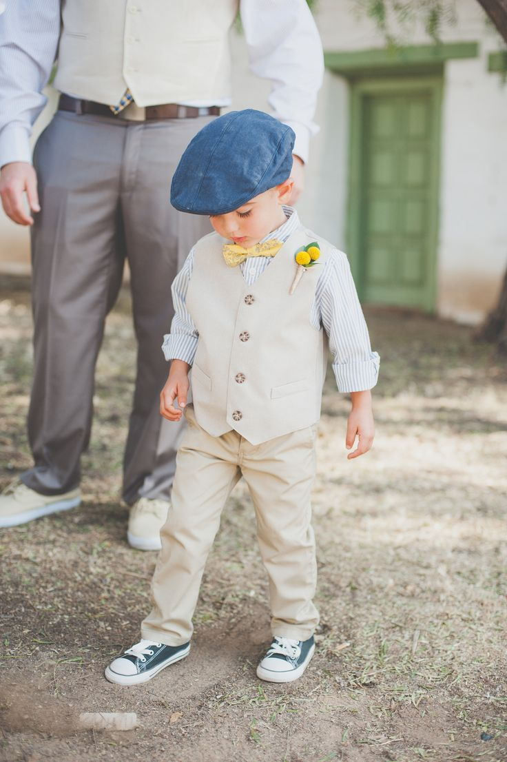 Ring Bearer.  Vintage/ Rustic.  Eden Day Photography