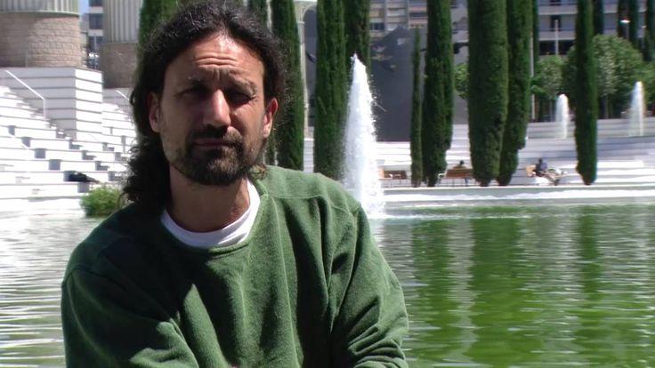 """Una nueva entrevista liberada de La Educación Prohibida, a Jordi Mateu: """"Cuando el niño está bien cuidado, el niño tiene ganas de construir cosas con los otros desde el amor."""" Esta entrevista fue realizada en el marco de la investigación de la película La Educación Prohibida en Mayo de 2010 en Barcelona, España."""