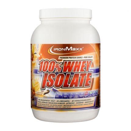 IronMaxx 100% Whey Isolate Vanille, Pulver
