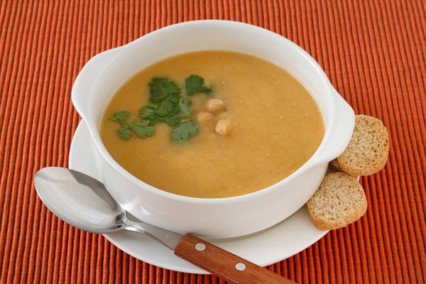 Ρεβύθια σούπα βελουτέ - Συνταγές Μαγειρικής - Chefoulis
