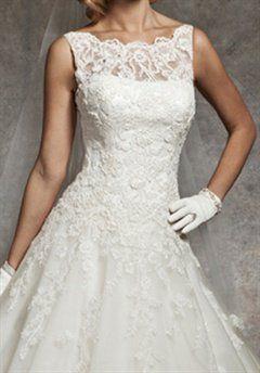 Justin Alexander 8630 Wedding Dress - The Knot
