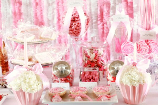A lot of dollar store party ideas and tutorials