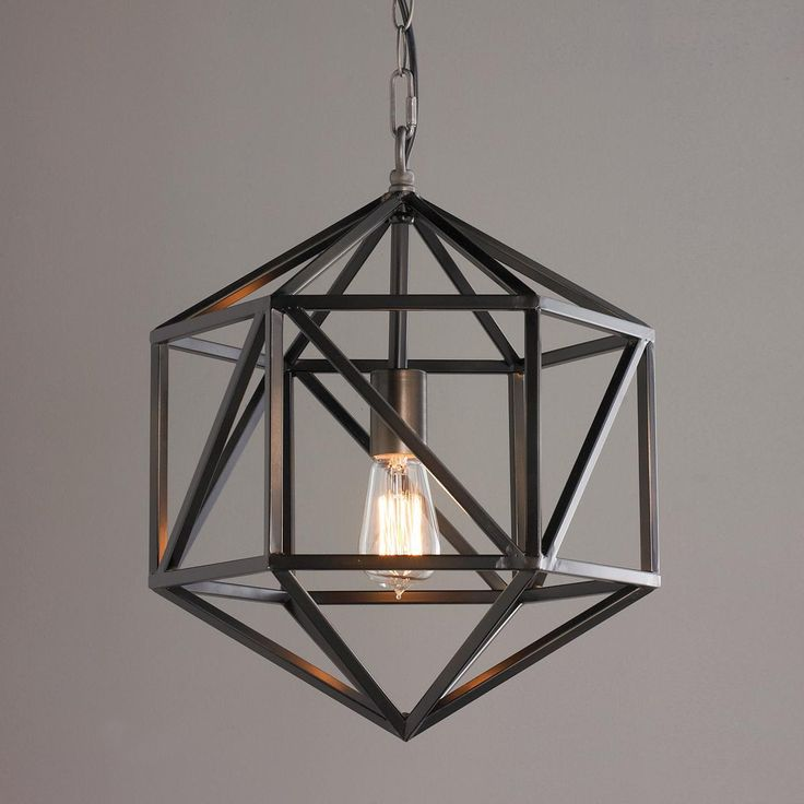 Best 25+ Geometric pendant light ideas on Pinterest ...