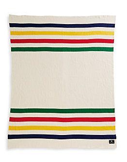 Jet' en tricot … rayures multicolores | La Baie D'Hudson