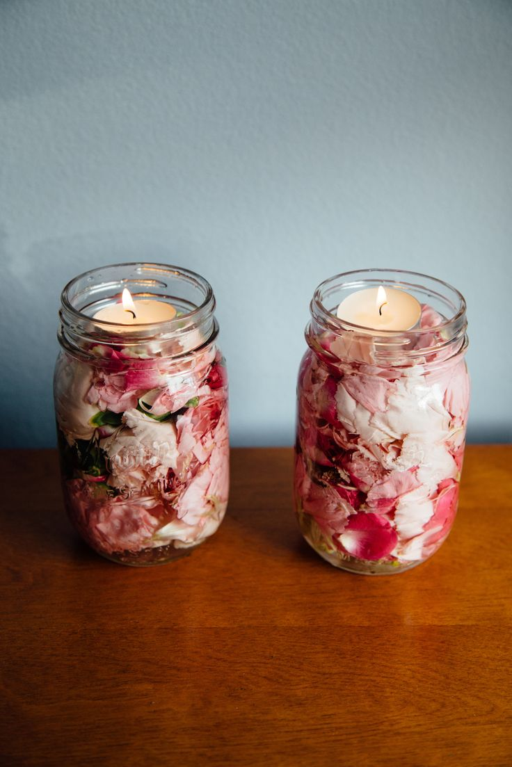 DIY Mason Jar Candle up on the BLOG   CLICK HERE SEE HOW